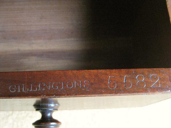 canterbury mahogany