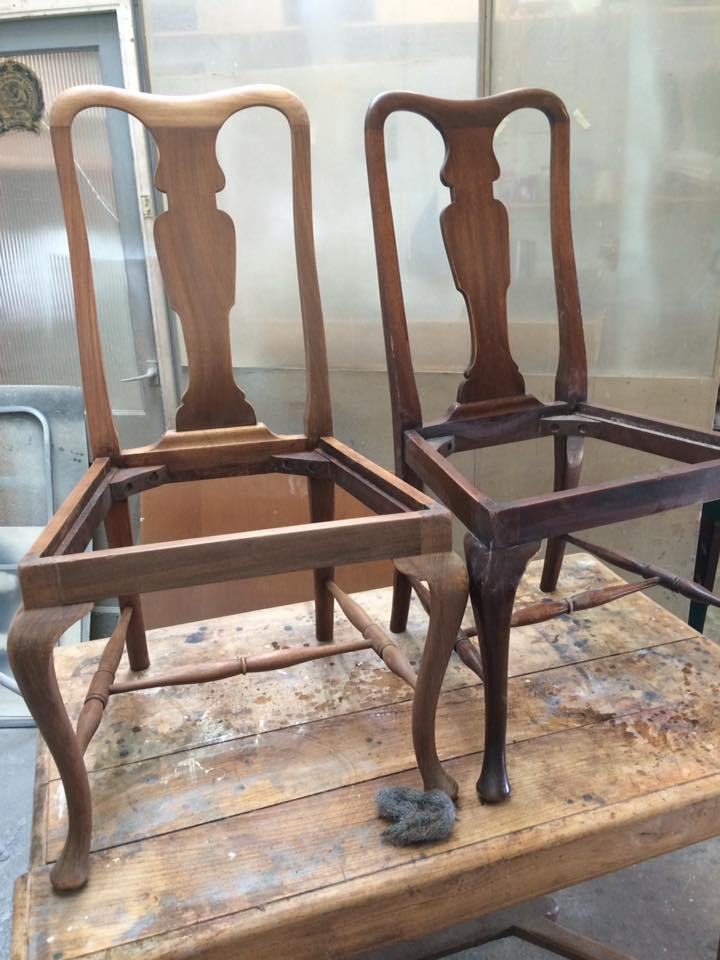 restore old chairs birmingham