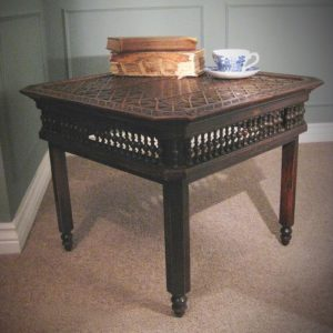Anglo/Indian side table