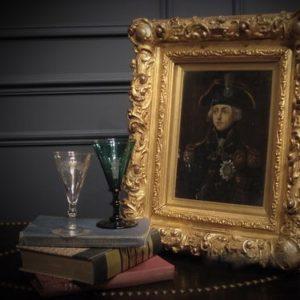 Trafalgar painting