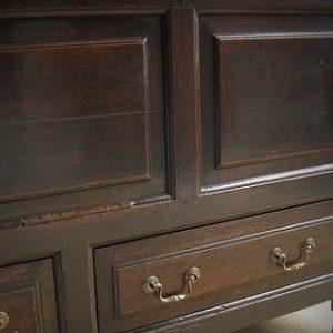 antique mule chest