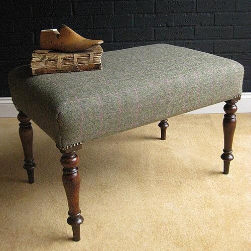 Hawthornes Antiques footstool