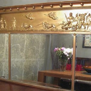 Regency gilt mirror