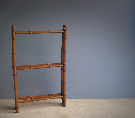 Victorian clothes rail