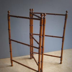 antique clothes airer
