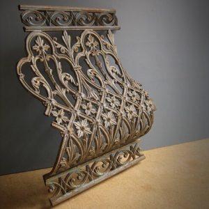 Victorian cast iron