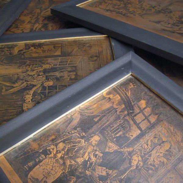 Hogarth prints
