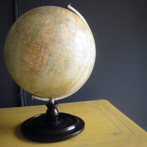 Phillips world globe