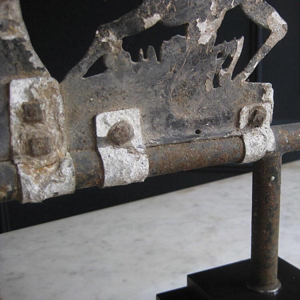 Victorian metal work