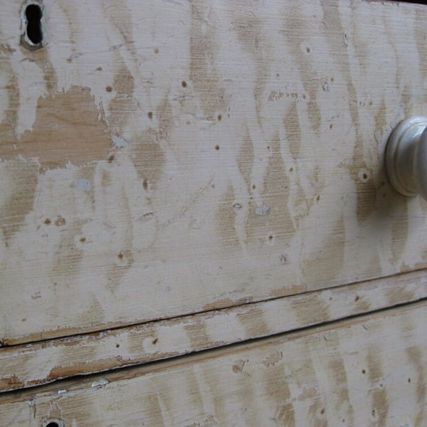 dry scraped antiques