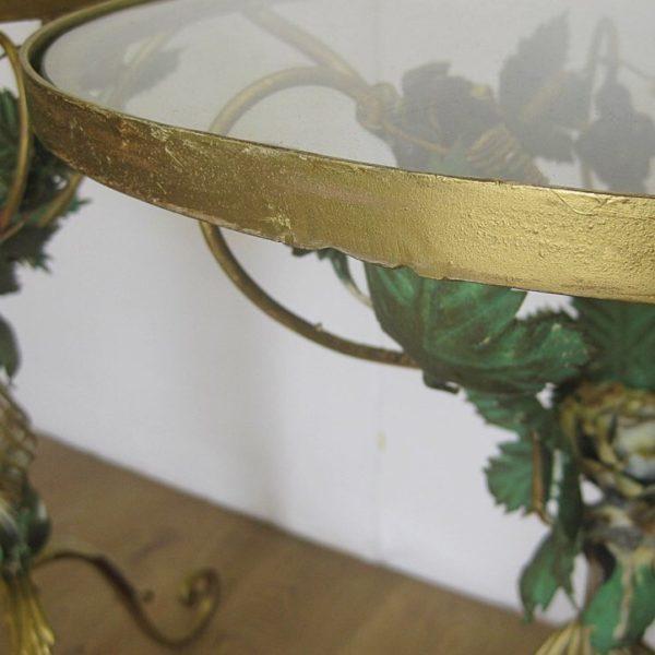 Decorative antique tables