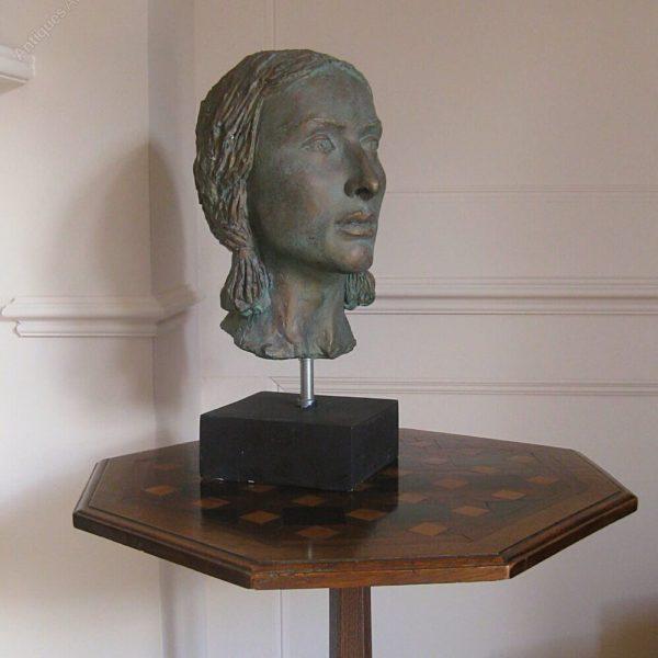 Decorative antique bust