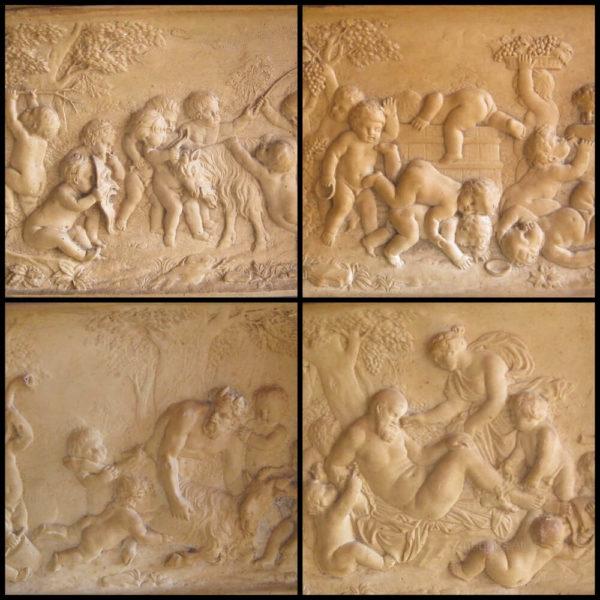 baroque putti