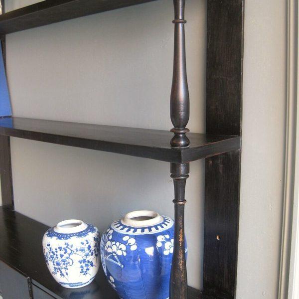 Victorian shelves