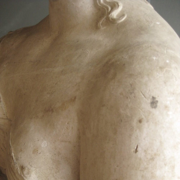 breast and shoulder