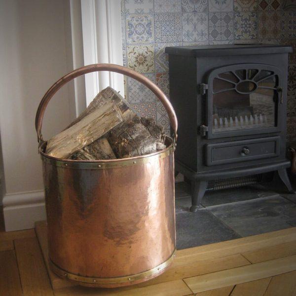 peat bucket