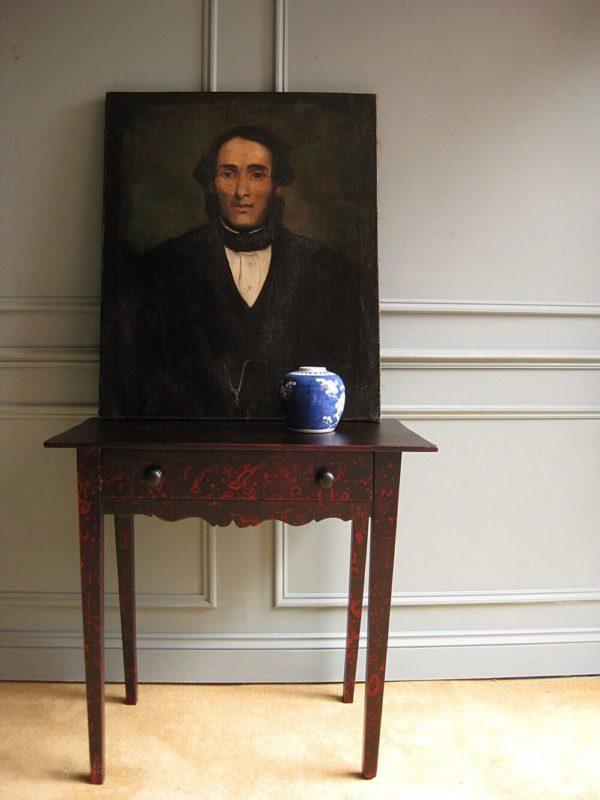 Victorian male portrait