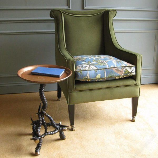 Antique sitting chair