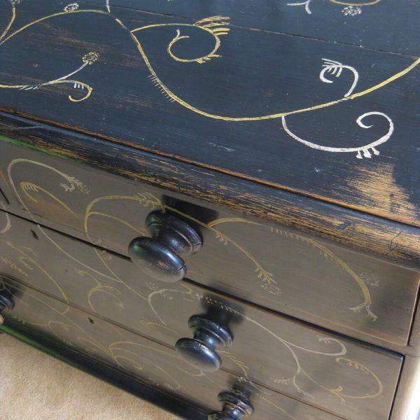 Decorative antique furniture